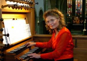 20.08.06Stiftskirche CappenbergOrgelkonzert mit Ines MaidreFoto goldstein