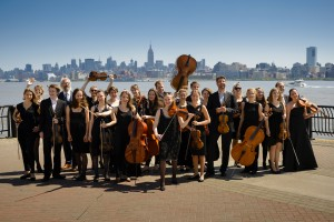 1B1 Ensemble in New Jersey with NY Skyline