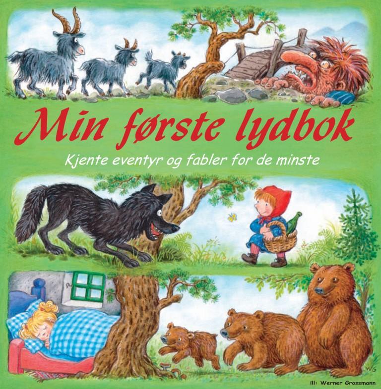 Prevex S – Min F¿rste Lydbok.indd