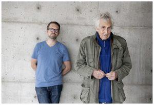Kjetil Hvoslef og Leif Ove Andsnes